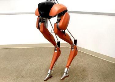 Cassie es el robot estrella de Agility Robotics