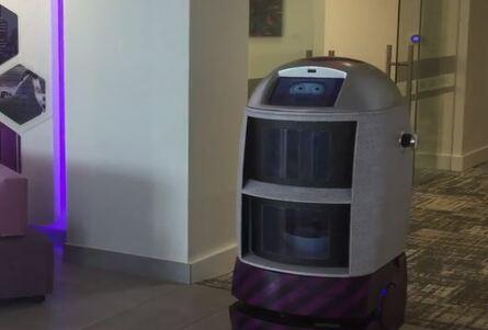El dispositivo robotizado mayordomo que logra llevar hasta tres pedidos distintos