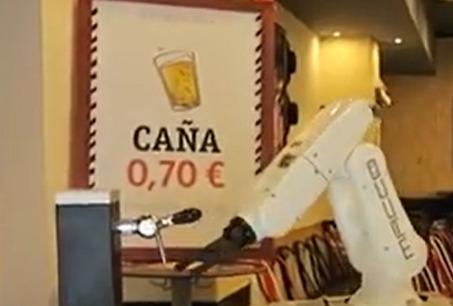 Por un precio que ronda los 20.000 € puedes tener un robot