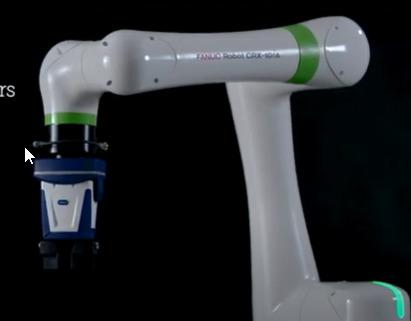 Fanuc se adelanta en la carrera en los robots colaborativos