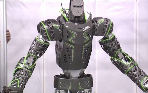 Kawasaki crea el robot humanoide Kaleido especialista en salvamento a seres humanos
