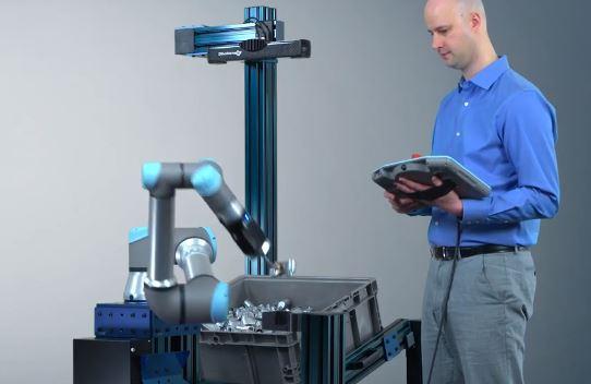 Universal Robot afirma la recuperación de la inversión al adquirir el kit ActiNav en 18 meses