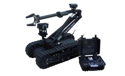 Robot militar LT2 Bulldog Tactical Robot