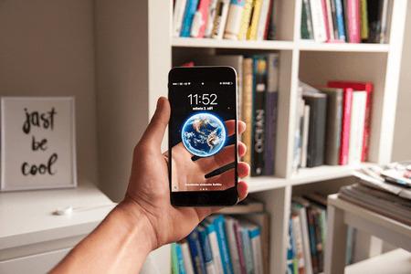 La tecnología de la RA llega a los teléfonos móviles